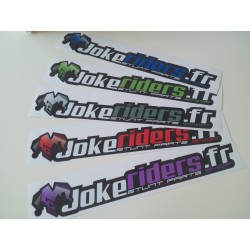 Stickers JOKERIDERS