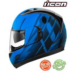Casque ICON ALLIANCE GT PRIMARY BLUE