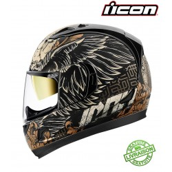 *NEW* Casque ICON ALLIANCE GT WATCH KEEPER