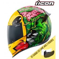 *NEW* Casque ICON AIRFRAME PRO BROZAK