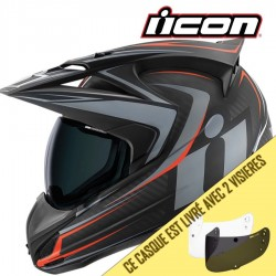 Casque ICON VARIANT RAIDEN CARBON