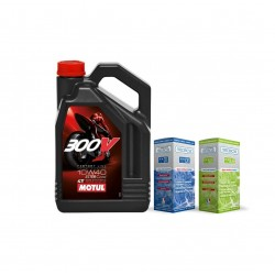 Pack 300V 10w40 + CR60 + HJE60 Mécacyl