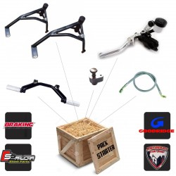 Pack STARTER - STAGE 1 - Triumph 675 STREET TRIPLE 06.12