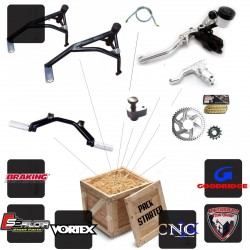 Pack STARTER - STAGE 2 - Triumph 675 STREET TRIPLE 06.12