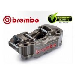 ETRIER BREMBO RADIAL SUPERMOTARD GAUCHE P4 34/30 ENTRAXE 108MM