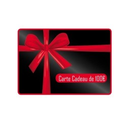 Carte Cadeau d'une valeur de 100€