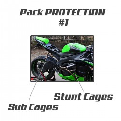 Pack PROTECTION - StuntCages + SubCages SZFAJCAR