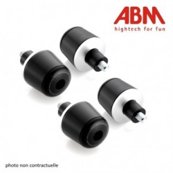 Protection Fourche & Bras Oscillant ABM KAWASAKI ZX-6 R ABS 2013 & +