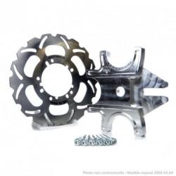 Kit Handbrake Triple 675 ST/DAYTONA 06-12 + Disque Wave 296mm Jokeriders