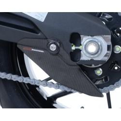 Protege Couronne - Dents de requin en CARBONE - Ducati Panigale 899 959 14-17