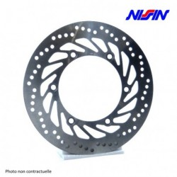 Disque arriere NISSIN DUCATI 1000 SS Supersport 03-06 (SD602) - Fixe