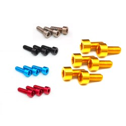 Kit screw EVOTECH for fuel caps DUCATI