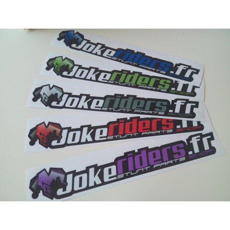 Stickers JOKERIDERS