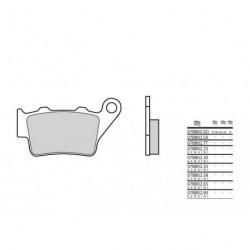 Plaquettes de frein origine BREMBO - 07BB02 30 - Organique