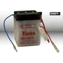 Batterie YUASA 6N4-2A-7
