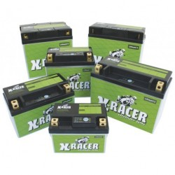 Batterie Lithium X-RACER CT7B-BS, CT9B-BS