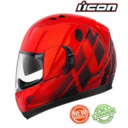 Casque ICON ALLIANCE GT PRIMARY RED