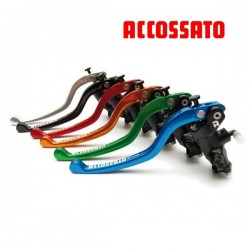 Master cylinder Black Edition - Clutch 16mm ACCOSSATO - Forged with level repliable