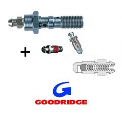 Brake Screw with speed bleeder nipple