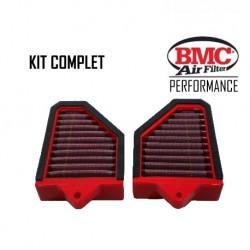 KIT COMPLET Filtre à Air BMC - PERFORMANCE - DUCATI 748 95-02 / 916 93 / 996 998 00-06