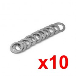 "Brake Seal 3/8"" - Ø10mm - Aluminium"