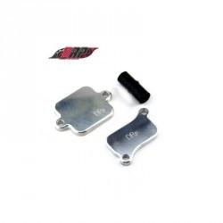 Plaques de suppression du système Antipollution - DUCATI 889 1199 1299 PANIGALE