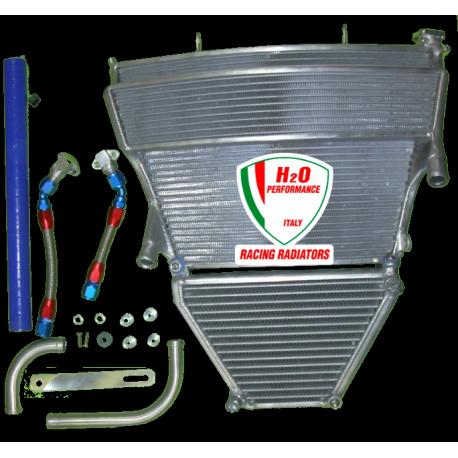 Refroidisseur eau radiateur suzuki gsxr1000 k5-k6 2005-2006 Neuf!!!