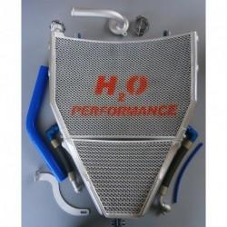 Radiateur d'eau et d'huile grande capacité R1 2015-2018 H2O Performance