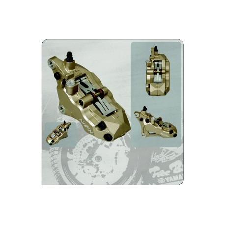 Caliper NISSIN LEFT 6 pistons 90mm
