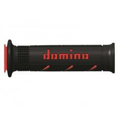 Revêtement Racing XM2 DOMINO - Rouge / Noir - 126mm