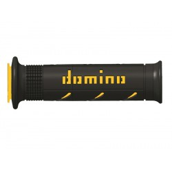 Revêtement Racing XM2 DOMINO - Jaune / Noir - 126mm