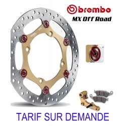 Disque BREMBO THE GROOVE