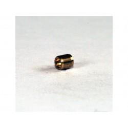 Douille de cable trompette 3 x 3mm Venhill laiton 20 pièces