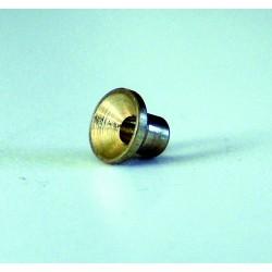 Douille de cable trompette 6.3 x 5.1mm Venhill laiton 20 pièces