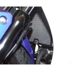 Protection de radiateur R&G RACING noir Honda CBR125R