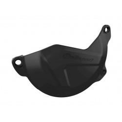 Protection de carter d'embrayage POLISPORT noir Yamaha WR450F