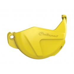 Protection de carter d'embrayage POLISPORT jaune Suzuki RM-Z250