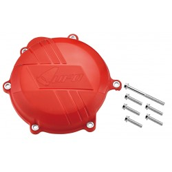 Protège carter embrayage UFO rouge Honda CRF250R