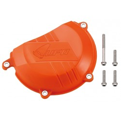 Protège carter embrayage UFO orange KTM SX-F/EXC-F 450