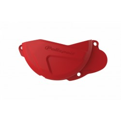 Protection de carter d'embrayage POLISPORT rouge Gas Gas EC 250/300
