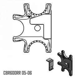 Platine Triple - CBR600RR 05-06