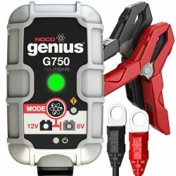 Chargeur de Batterie 6/12V 0.75A 30ah NOCO USA