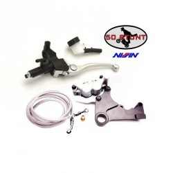 Kit Complet Handbrake - HONDA CRF 450 - CRF 250 - CR 250R - CRF 450X - CRF 250X - NISSIN