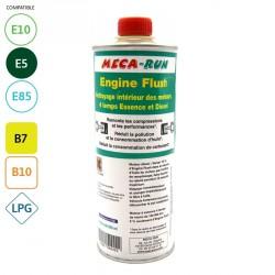 MECARUN - ENGINE FLUSH Essence Diesel Gpl - Nettoyant moteur - 500ml
