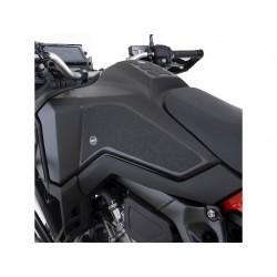 Kit grip de réservoir R&G RACING 3 pièces noir Honda CRF1100L Africa Twin
