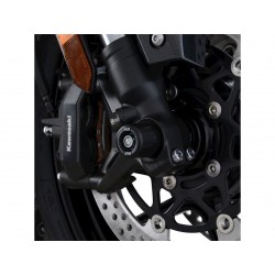 Protection de fourche R&G RACING noir Kawasaki Ninja 1000SX