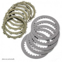 Discs Clutch Kit - HONDA - CMT125T 79-85