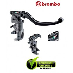 "Master Cylinder BREMBO PR19 RCS level long pliable - Handlebar 1"" 25.4mm"