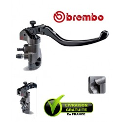 Master Cylinder CNC BREMBO RACING PR19x18 Level Long Pliable