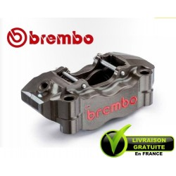 CALIPER BREMBO RADIAL LEFT CNC 2 PARTIES P4 34/30 ENTRAXE 100MM